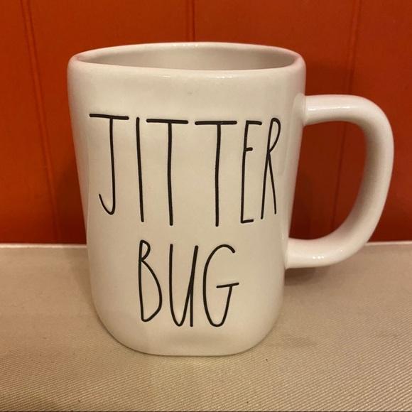 Rae Dunn Other - Rae Dunn Jitter Bug mug